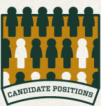 Candidate Positions